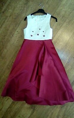Girls Formal Occasion/Bridesmaid dress age 12