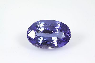 0.52 CTS Earth Mined Good Quality BLUE NATURAL TANZANITE