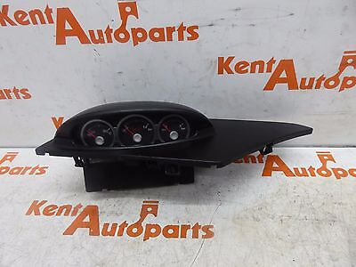 Ford Focus St225 Mk2 2006 Oil Pressure Temperature Boost Gauge Pod Set