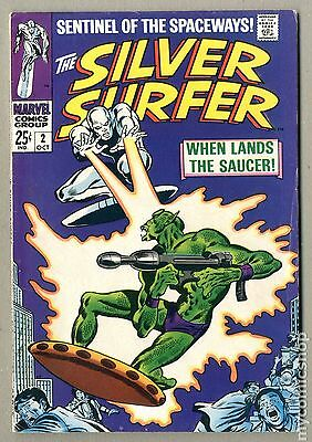 Silver Surfer (1968 1st Series) #2 VG 4.0