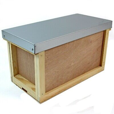 Nucleus Beehive 5 Frame Bee Keeping Pine Beekeeping Nuc Bee Hive Easibee