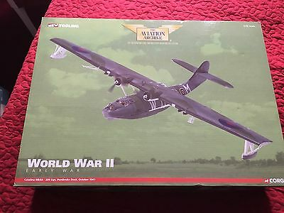 Corgi Aviation Archive 1:72 scale Consolidated Catalina flying boat RAF Pembroke