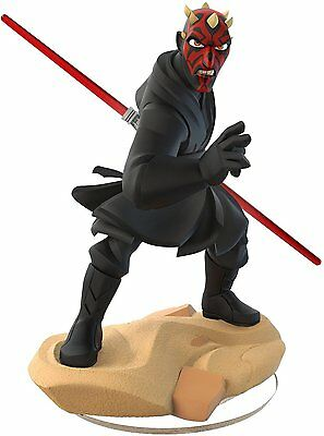 Disney Infinity 3.0 Star Wars Darth Maul Sith Warrior Figure Collectible Toy OEM
