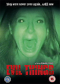 Evil Things (DVD, 2011) NEW AND SEALED