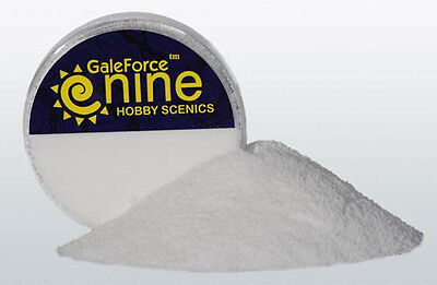 Gale Force Nine: Miniatures Tools: Hobby Round Snow
