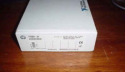 National Instruments NI USB 6008 data acquisition module NEW IN BOX
