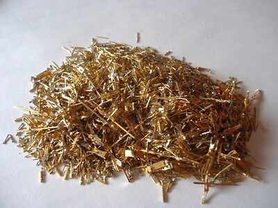 4 ounces of scrap PC board pins for gold recovery
