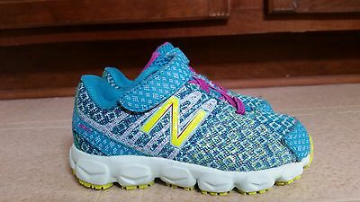New Balance toddler girl shoes, size 8