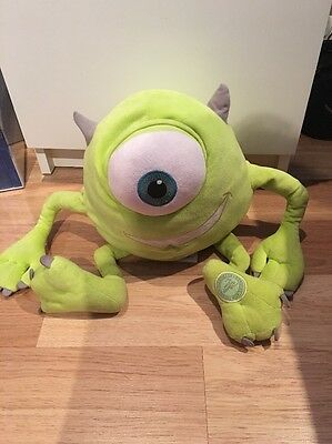 Disney Store Mike Monsters Inc Soft Toy Plush
