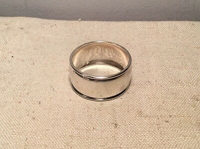 Tiffany & Co. Antique Sterling Silver Plain Simple Napkin Ring 32.4g