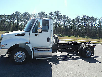 2006 International 4300 Cab Chassis