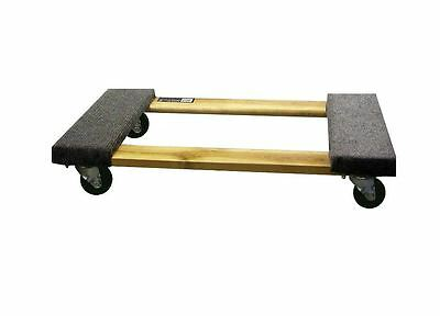Furniture Dolly Moving Dollies 4 Wheel Mover Heavy Duty Appliance Cargo Cart New