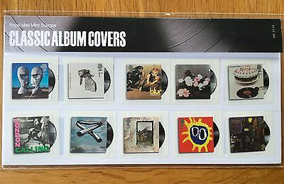 Royal Mail Presentation Pack - 2010 Classic Album Covers