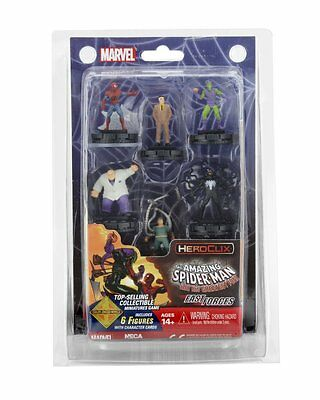 HeroClix: Marvel - Spider Man and His Greatest Foes Fast Forces