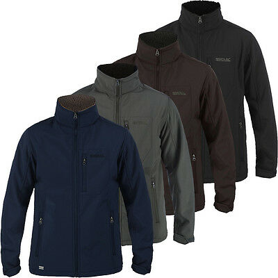 67% OFF Regatta Cato III Softshell Windproof Mens Stretch Sports Jacket