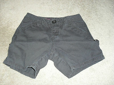 Very Gently Used Girl's Justice Shorts, Size 10S