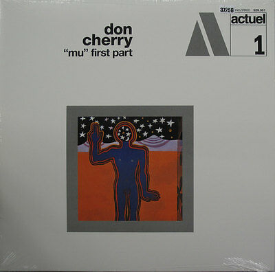 """DON CHERRY LP, """"MU"""" FIRST PART   (BYG US Issue NM/NM)"""