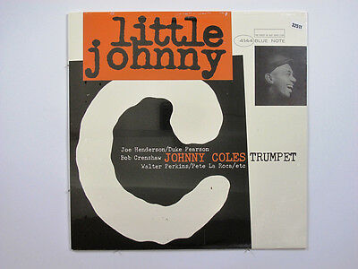 JOHNNY COLES LP, LITTLE JOHNNY C (BLUE NOTE US Issue NM/NM)