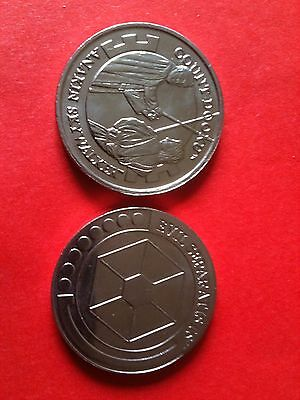 2 Revenge of the Sith Star Wars coins set 18