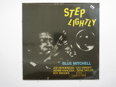 BLUE MITCHELL LP, STEP LIGHTLY (BLUE NOTE US Issue NM/NM)