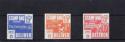 Scout Stamps 1998 Derby Venture Scouts  UM
