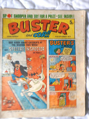 BUSTER and COR (1974)