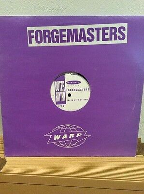 """Forgemasters : Track With No Name- Old Skool 12"""" Vinyl WARP Records 1st Release"""