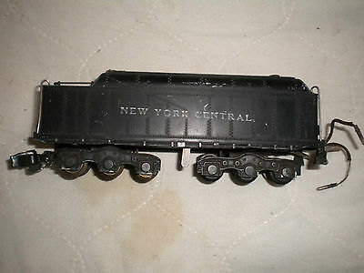 American Flyer 12 wheel Coal Tender New Your Central