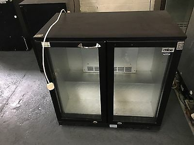 Rhino Double Drinks Display Chiller
