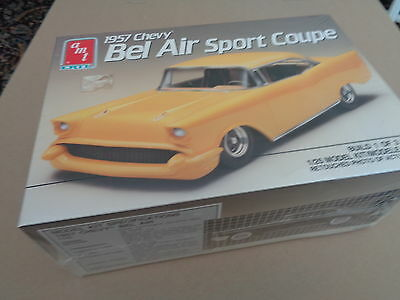 Chevy Bel Air 1957  Hot Rod   Amt  Model Kit # 6563  Mint Sealed Classic