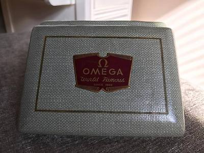 Vintage Omega Watch Box