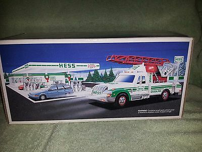 1994 Hess Rescue Truck (New in Box)