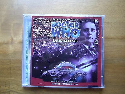 Doctor Who Dreamtime, 2005 Big Finish audio book CD
