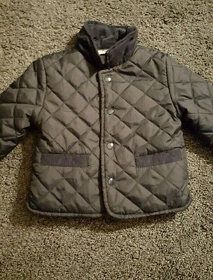 Boys F&F Coat size 6-9 months