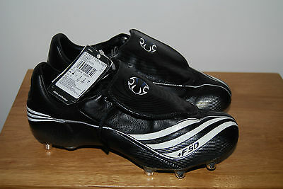 BN Adidas + F50.7 Tunit Leather Football Boots, Size UK 5