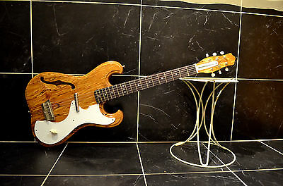 Guitare style Danelectro / Sivertone Luthier