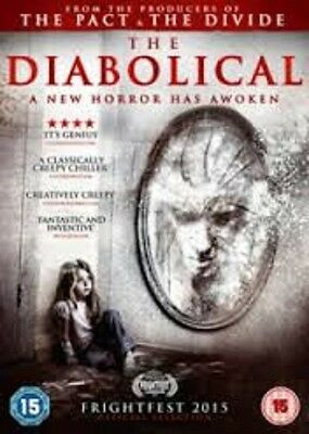 Diabolical, The (DVD) (NEW AND SEALED)