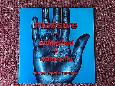 Massive Attack, Unfinished Sympathy Nellee Hooper Remixes, 1991