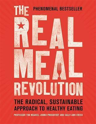 The Real Meal Revolution, Sally-Ann Creed