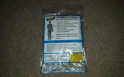 Limbo waterproof protection for casts and dressings, child full arm 2-3 yrs