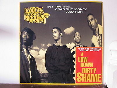 Hip-Hop Rap 90s New School-Souls Of Mischief/Casual-Get The Girl/Later On-USJive