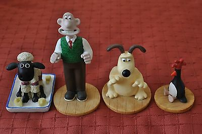 Wallace & Gromit Figures