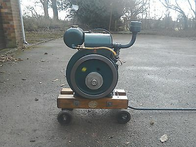 1959 Petter A1 Stationary Engine - Refurbished for showing