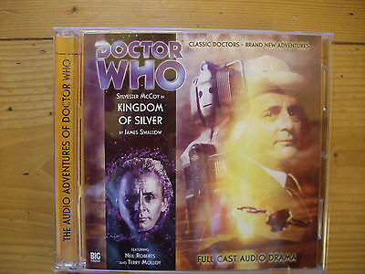 Doctor Who Kingdom of Silver, 2008 Big Finish audio book CD