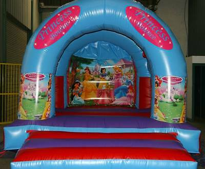 12ft x 15ft disney princess bouncy castle for sale