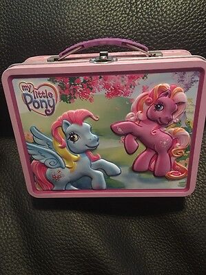 My Little Ponies Lunchbox