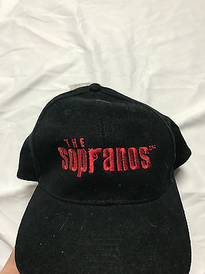Vintage The Sopranos Hat NEW WITH TAGS HBO