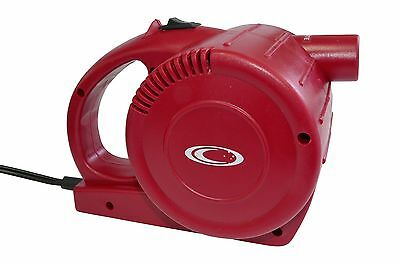 New Outdoor Connection Turbo Air Blaster 12 Volt Air Pump & 100 Watt Motor