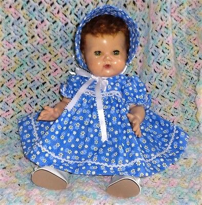 """Carrie's Creations *Daisies* - 16"""" TinyTears/Dydee/BetsyWetsy,other"""