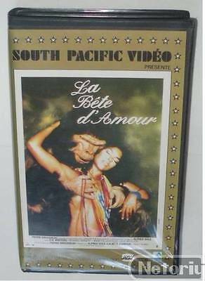 La Bête d'Amour  (D. D. Winters) K7 cassette video VHS/PAL/VF  rare